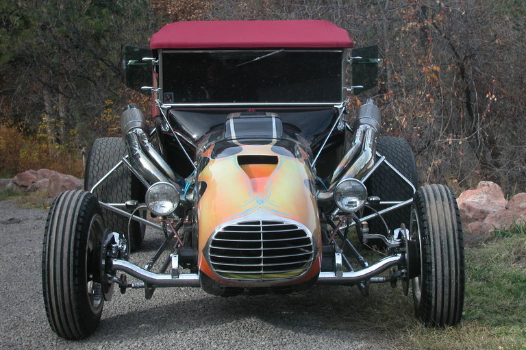 1923 - Ford, T Bucket Roadster