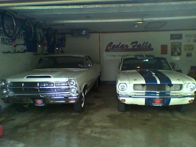 1966 - Ford, Fairlane & Mustang