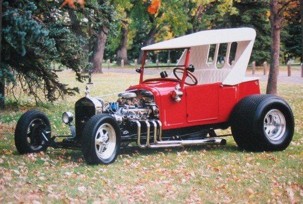 "1926 - Ford, Model ""T"" Hot Rod"