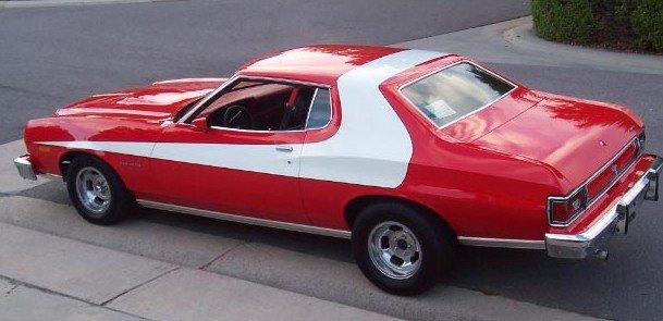 1974 - Ford, Gran Torino