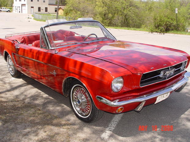 1965 - Ford, Mustang
