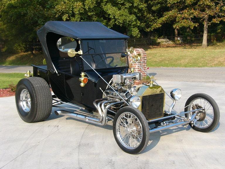 1923 - Ford, T-Bucket Street rod