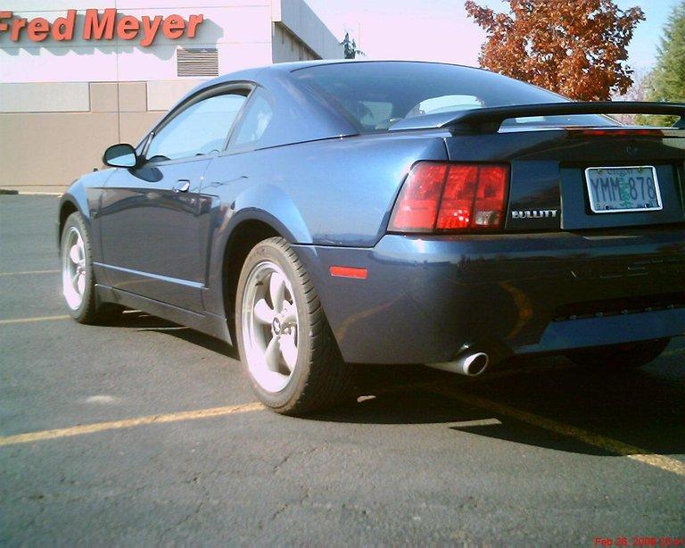2001 - Ford, Mustang Bullitt