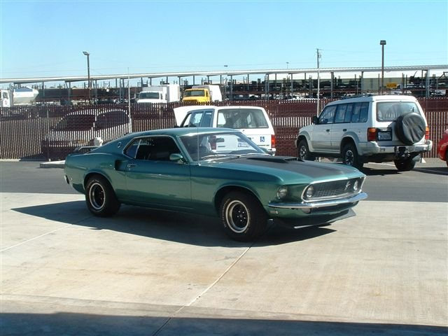 1969 - FORD, MUSTANG