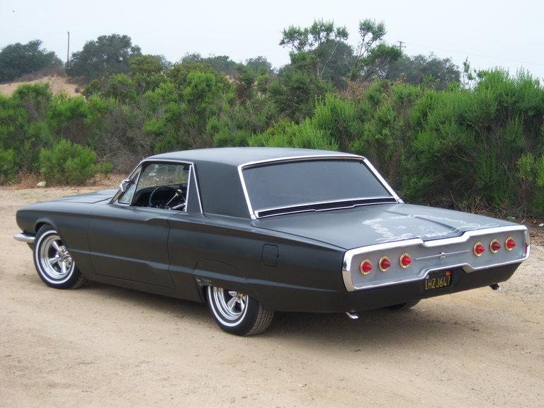1966 - Ford Thunderbird, 2dr Hardtop