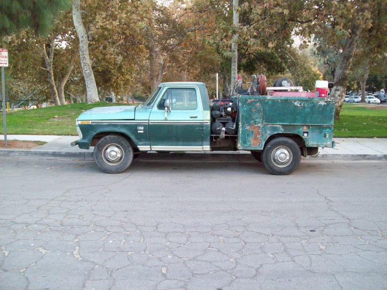 1973 - Ford, F250