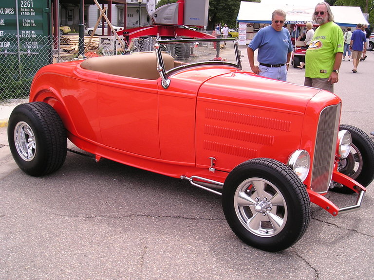 1932 - Ford, Roadster