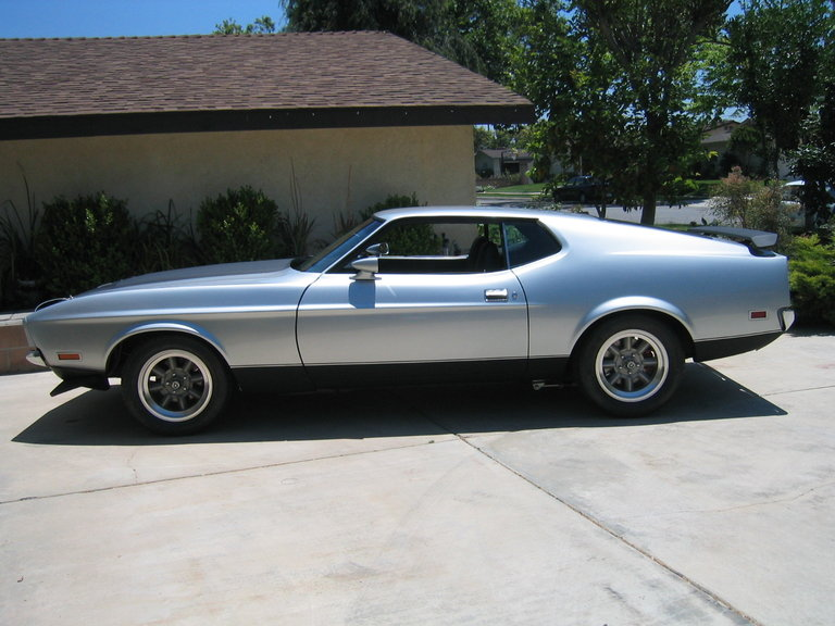 1971 - Ford, Mustang Fastback