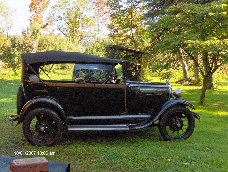 1928 - Ford, AR