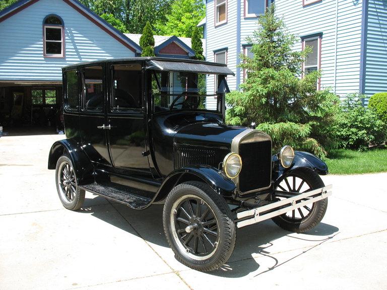 1926 - Ford, Fordoor Sedan
