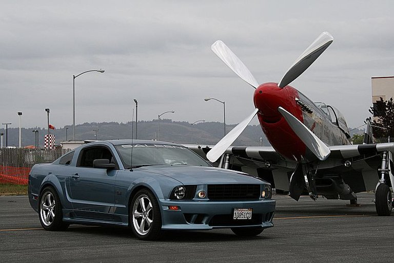 2005 - Ford, SALEEN Mustang