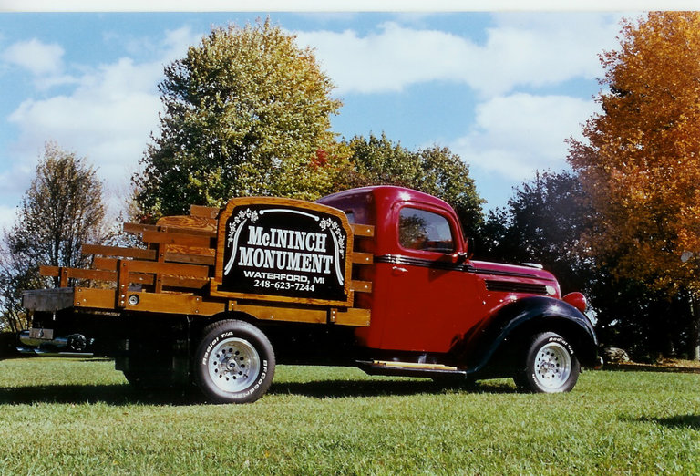 1938 - Ford, Stake Truck