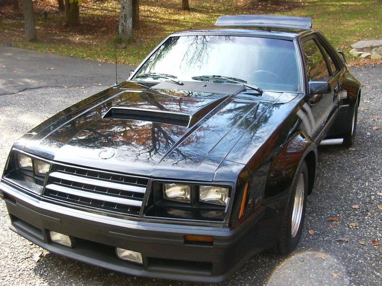 1982 - Ford Mustang, IMSA