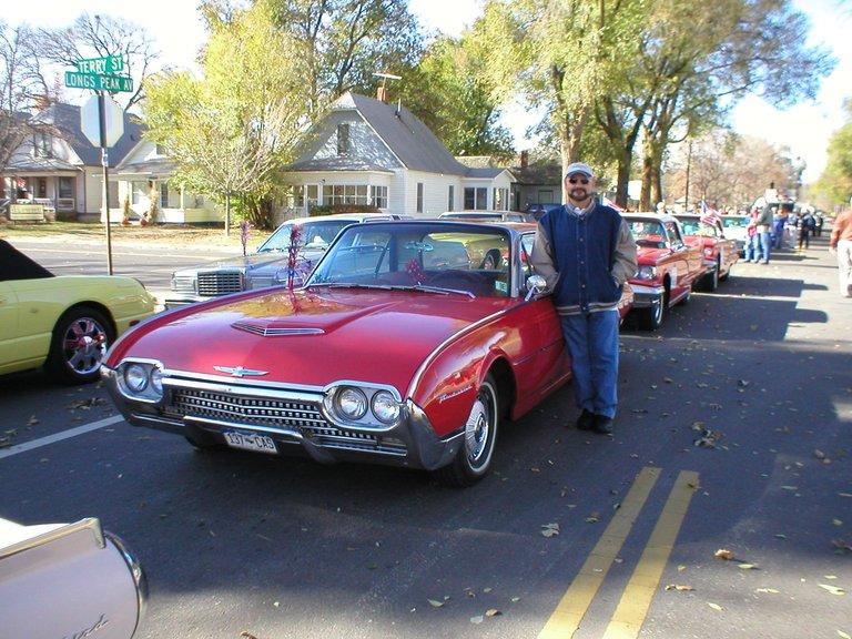 1962 - Ford, Thunderbird hardtop