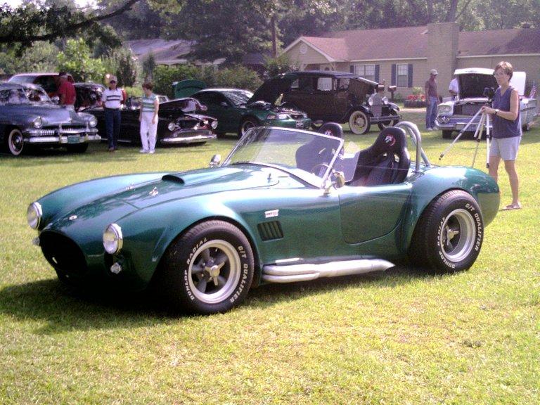 1966 - ford, cobra replica