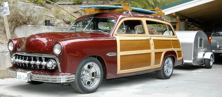 1949 - Ford, Woody Station Wagon