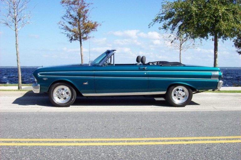 1964 - Ford, Falcon Sprint Convertible