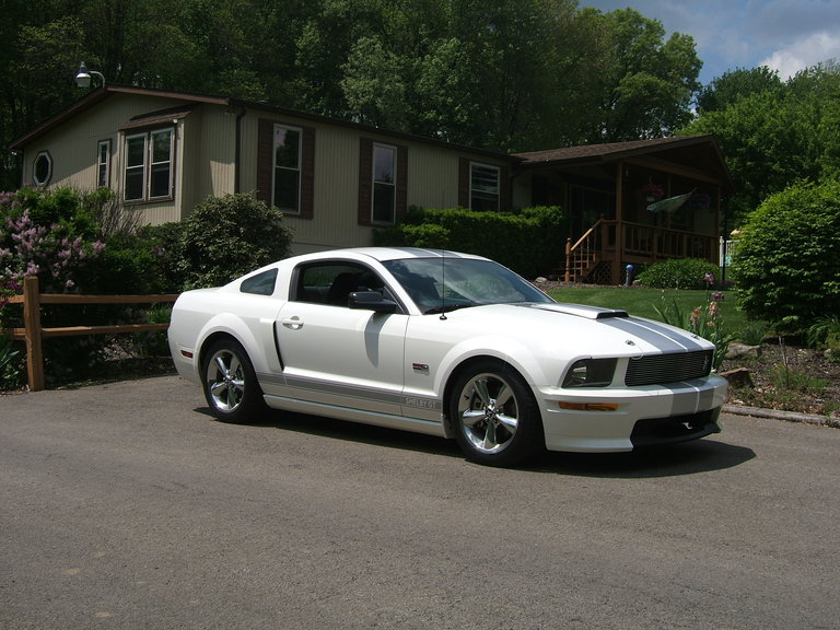 2007 - Ford, Mustang Shelby GT