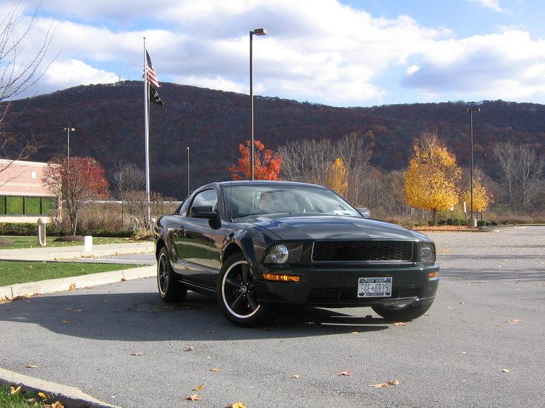 2008 - Ford, Mustang Bullitt