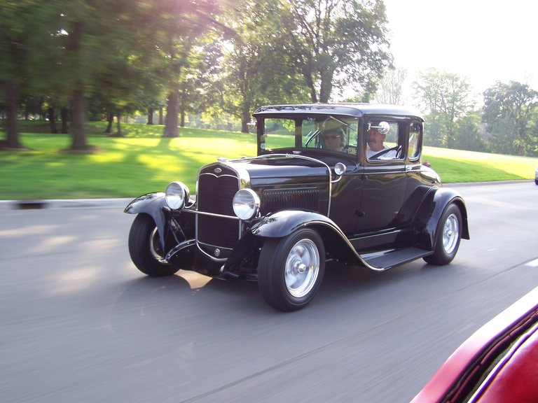 1931 - ford, coupe