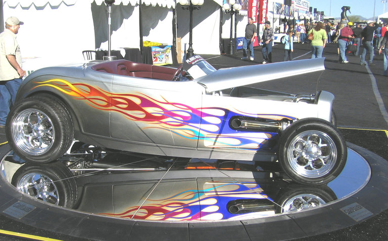 1932 - ford, custom