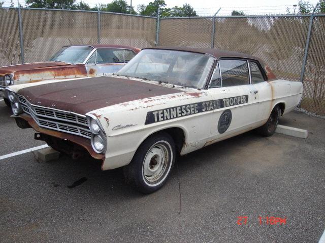 1967 - Ford, Custom
