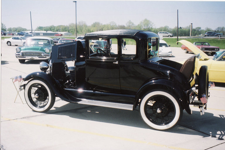 1929 - FORD, MODEL  A