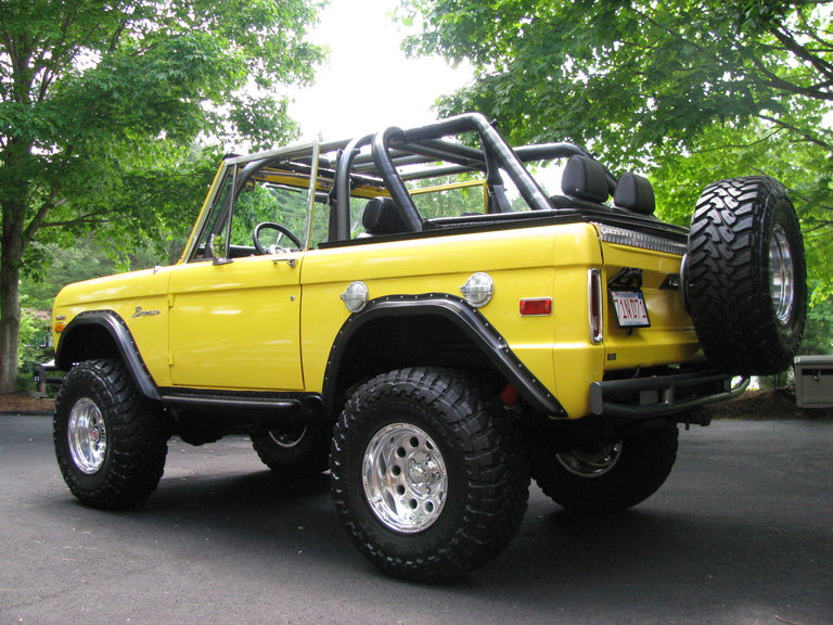 1975 - Ford, Bronco