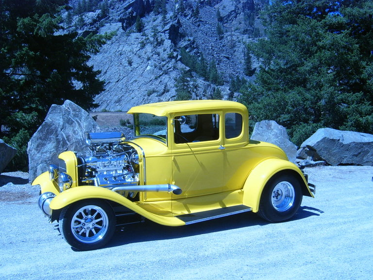 1930 - Ford, Model A