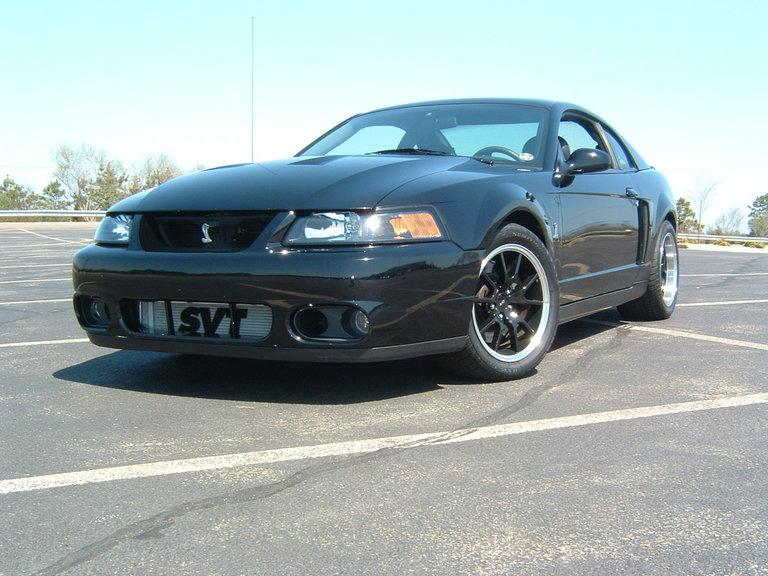 2004 - Ford, SVT Cobra Mustang