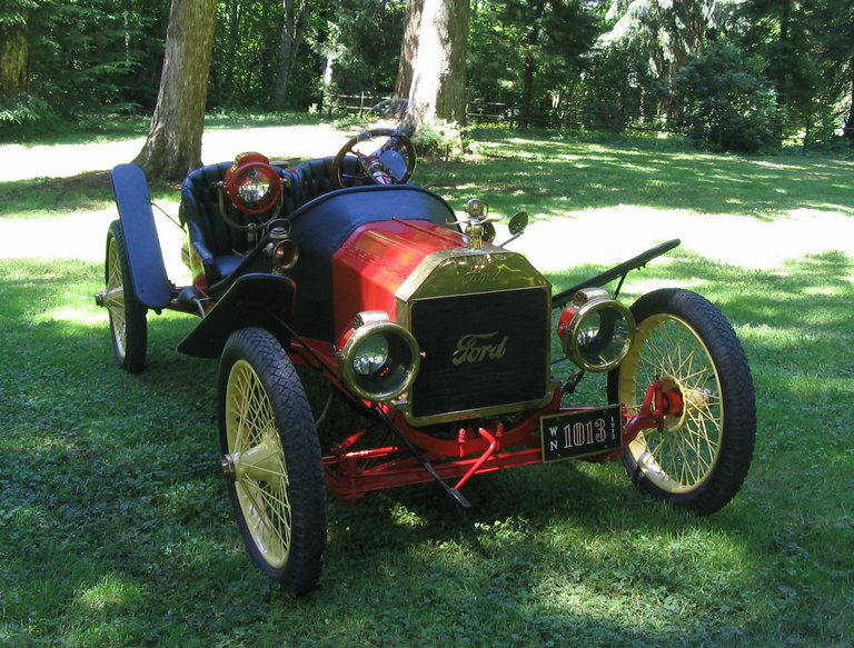 """1913 - Ford, """"T""""  Speedster"""