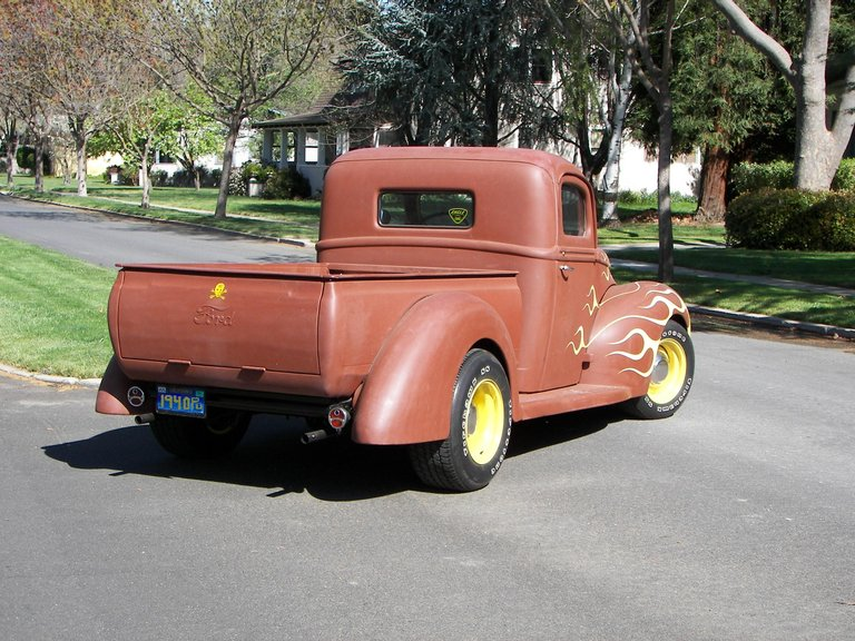 1940 - Ford, Pick Up