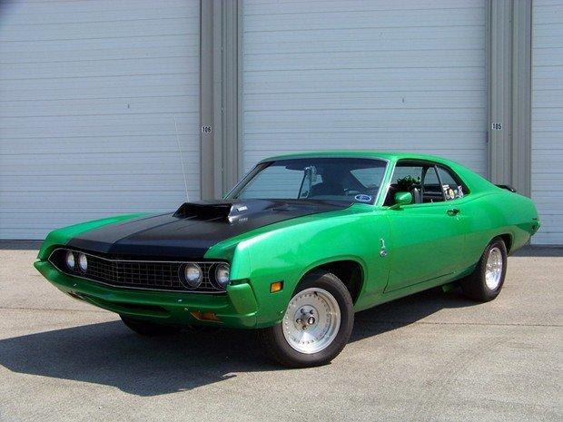1970 - Ford, Torino