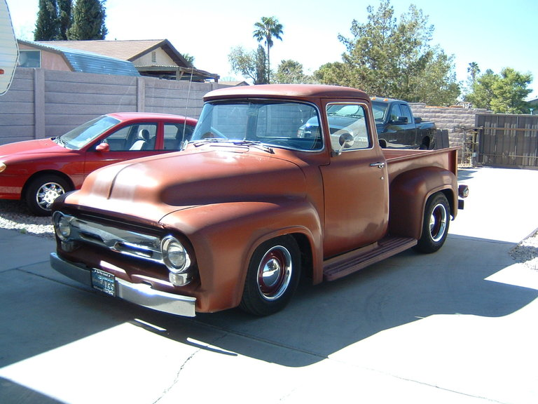 1956 - Ford, F-100