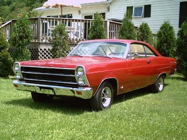 1966 - Ford, Fairlane 500xl