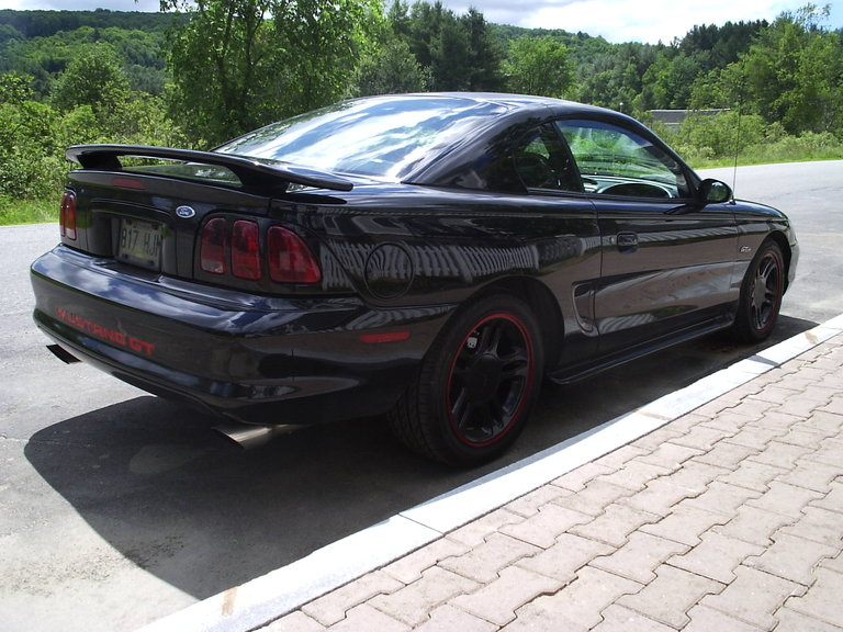 1996 - Ford, Mustang GT