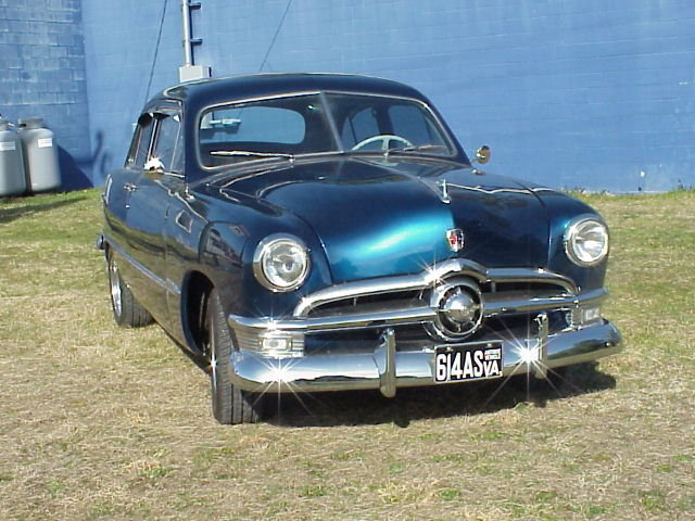 1950 - Ford, Custom