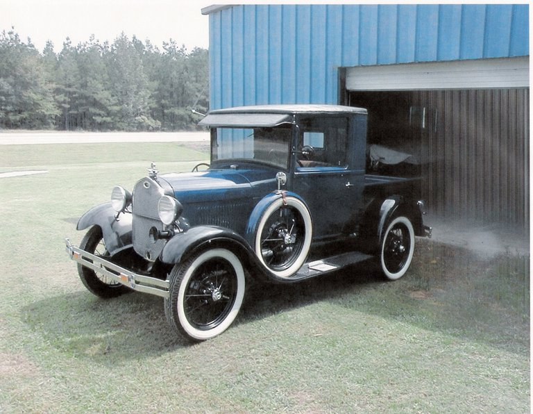1929 - Ford, Model A Pickup Truck