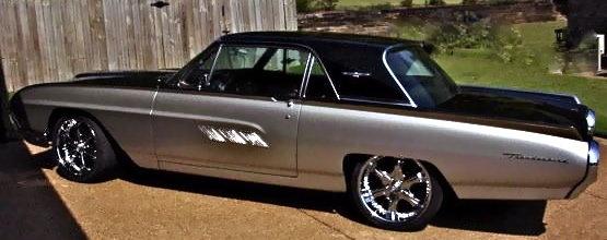 1963 - Ford, Thunderbird