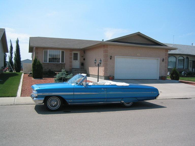 1964 - Ford, Galaxie 500XL Convertible