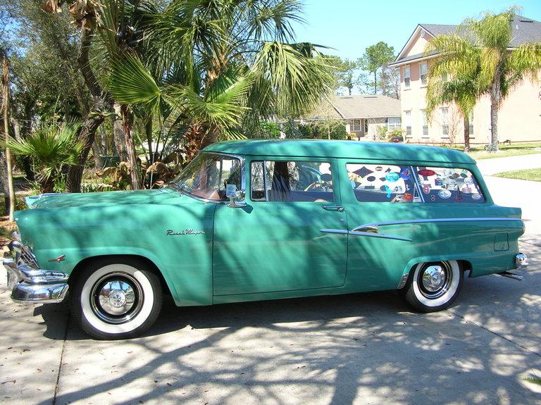 1956 - Ford, RancWagon
