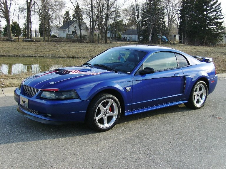 2003 - ford, mustang
