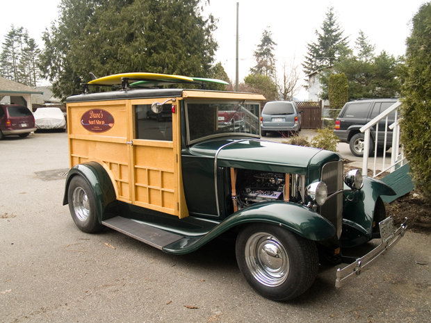 1931 - Ford, Special Delivery