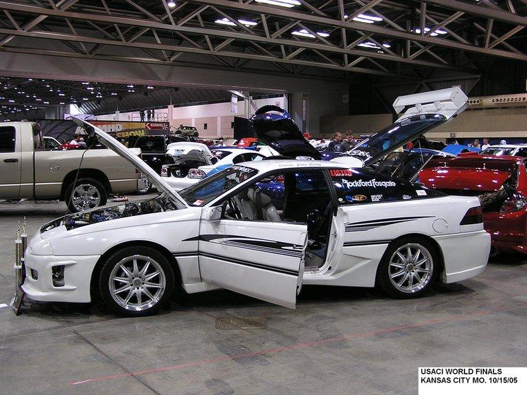 1992 - Ford, Probe GL