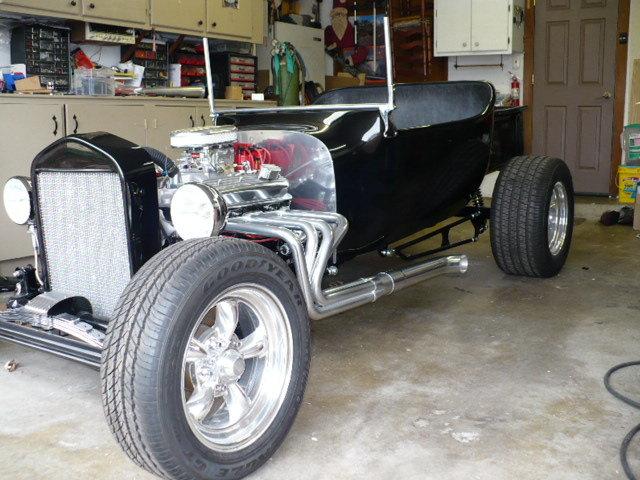 1923 - ford, model t  kinda