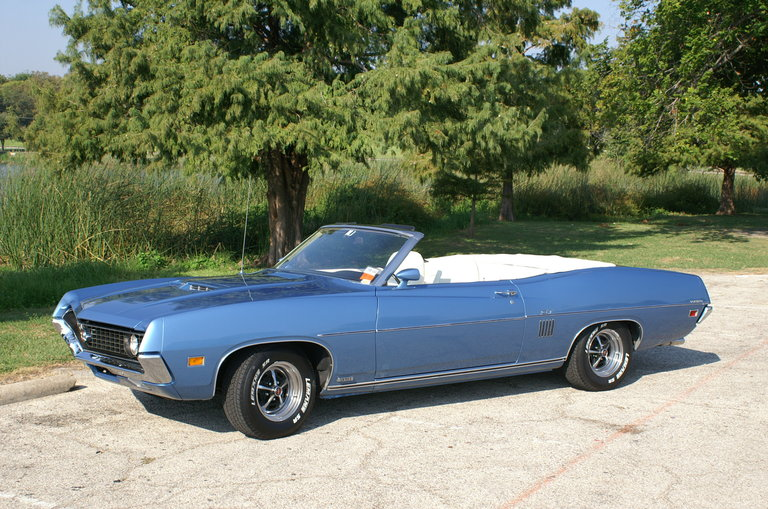 1970 - Ford, Torino GT Convertible