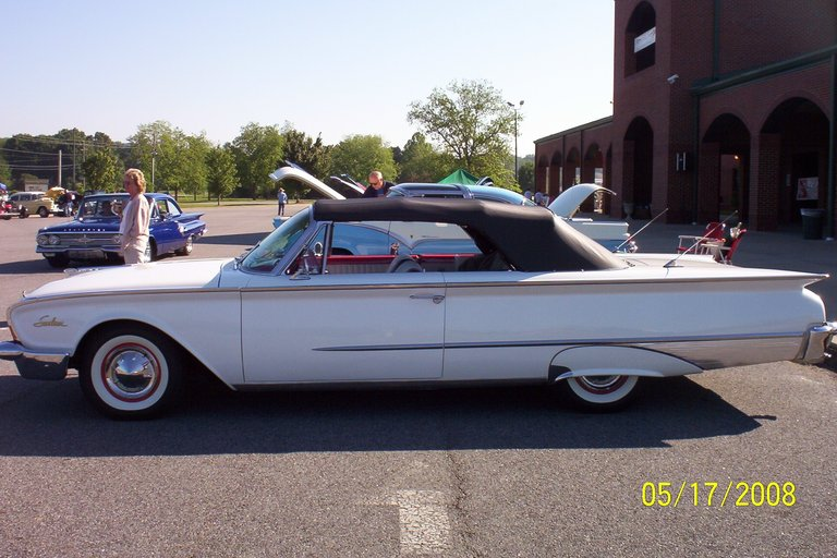 1960 - Ford, Galaxie sunliner