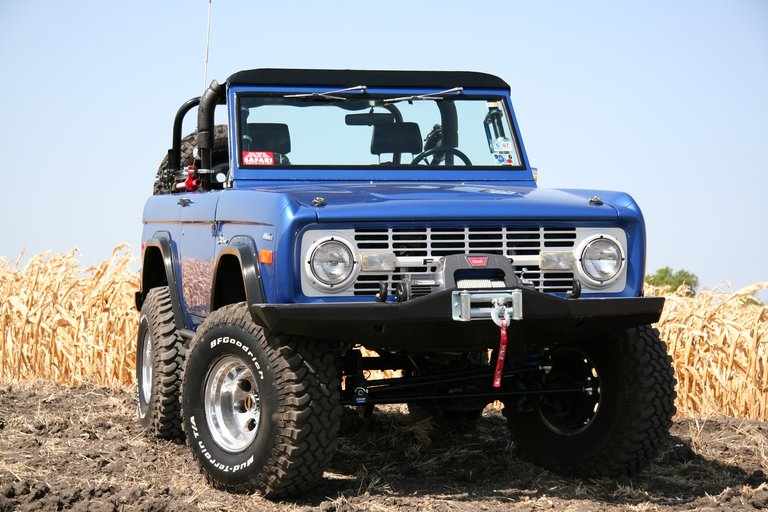 1976 - Ford, Bronco