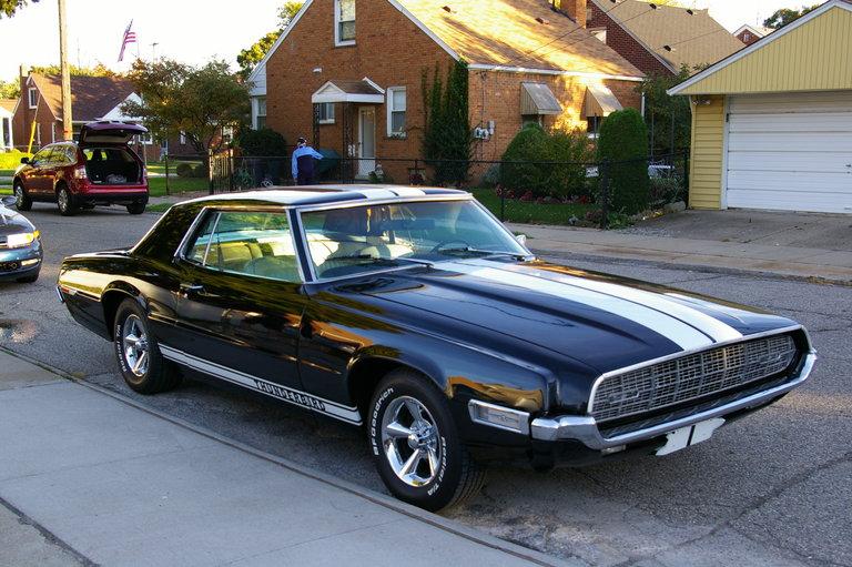 1968 - Ford, Thunderbird