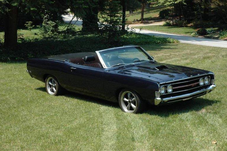 1969 - Ford, Torino GT